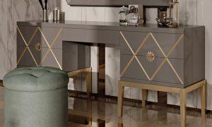 Art-Deco-Inspired-Italian-Designer-5-Drawer-Dressing-Table-1