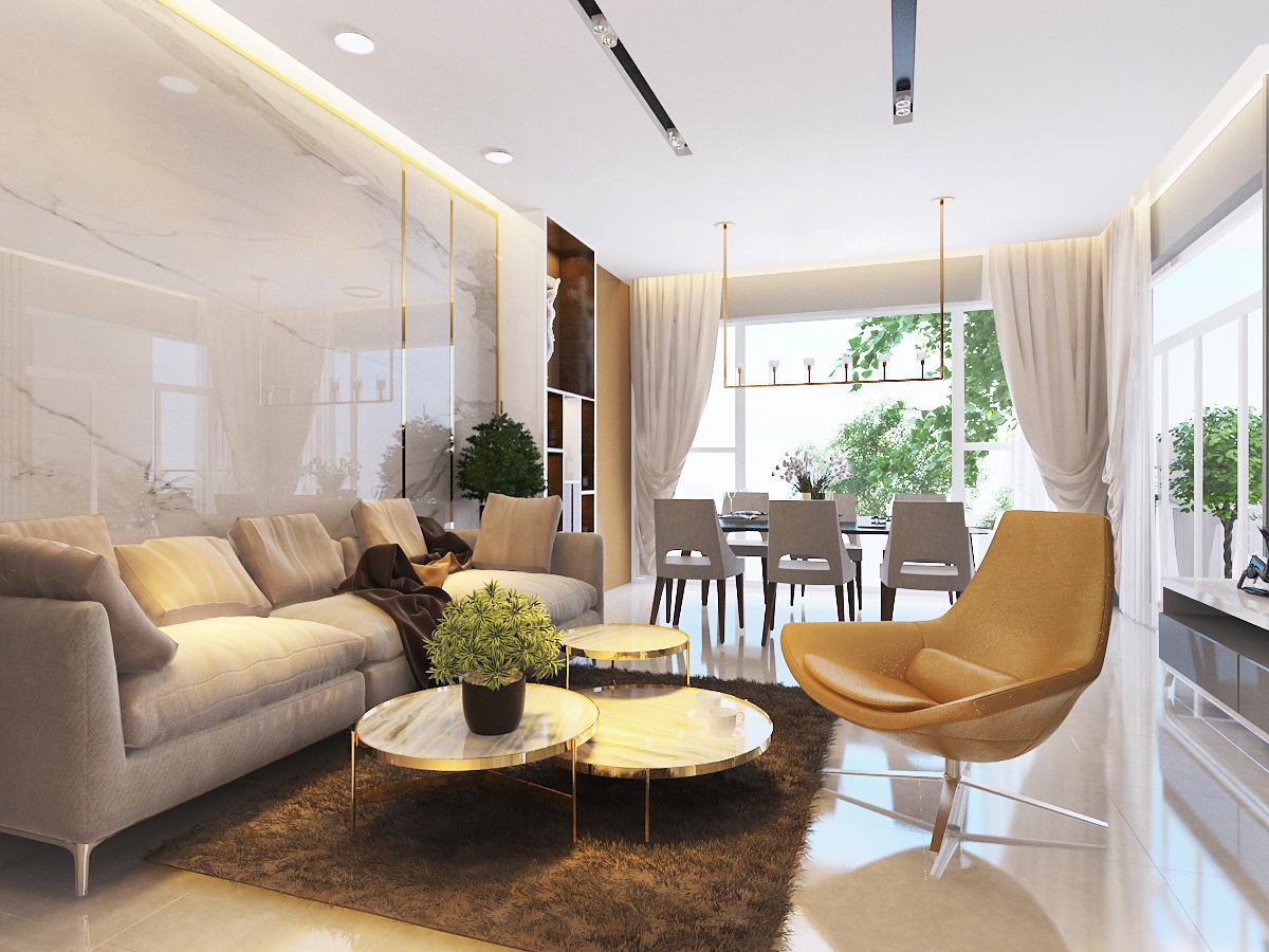 Tư Vấn thiết kế nội thất Song Vũ Furniture - Xây dựng không gian sống hợp phong thuỷ, đem lại tài lộc gia chủ